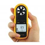 Thermo-anémomètre digital de poche