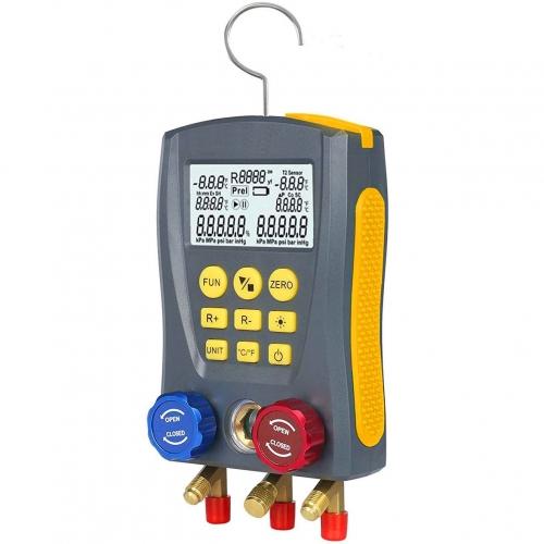 Manifold Digital Tous Fluides LT650 type LM120