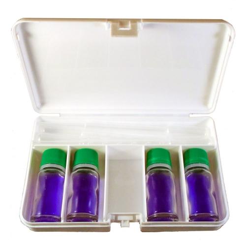Acid Test - Test d'acidité pour huile de gaz réfrigérant R134a R410A etc