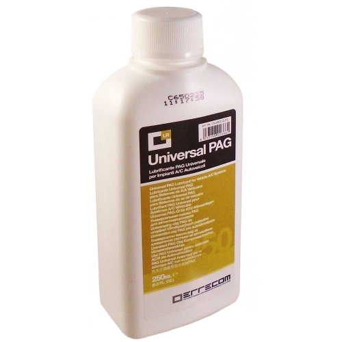 Huile PAG Universal lubrifiant pour compresseur de climatisation R134a R1234yf