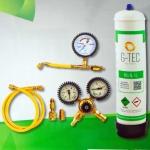 Kit complet pression et détection fuites azote hydrogéné 95+5
