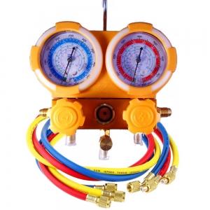 Manifold 2 Voies R410A - R22 - R134a - R404A
