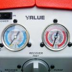Station de récupération fluide frigorigène 12L EN 35421 Value Teddington