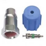 Coffret 25 pieces raccords & accessoires pour climatisation automobile R134a R12