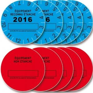 Sealing Control Labels