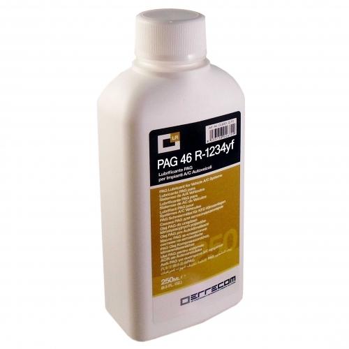 Huile PAG 46 lubrifiant pour compresseur de climatisation R1234yf