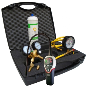 Kit pression et détection azote hydrogéné