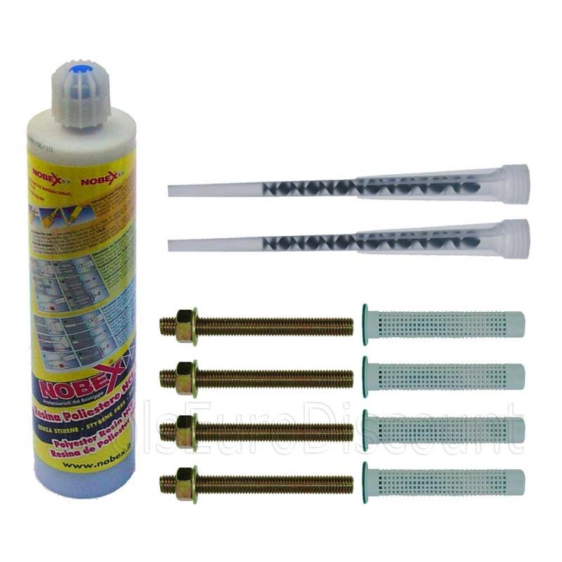 Kit de scellement chimique en r sine special charges - Kit scellement chimique ...