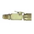Schrader Quick Connector 1/4'' Straight