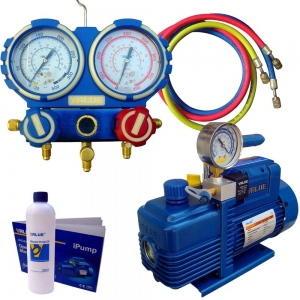 Vacuum Pump Kit R410 A/C