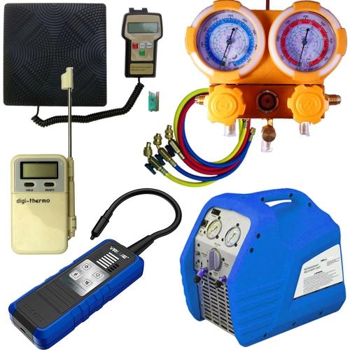 Kit ADC Démarrage Climaticien R32 R410A - Pack attestation de capacité