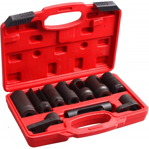 Coffret ensemble de prises de capteur d'oxygène 10 pieces