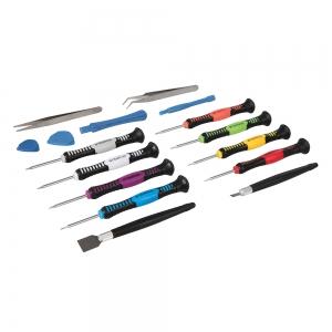Kit outils et tournevis de précision 16 pcs