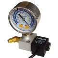 Gauge for Value Vacuum Pump