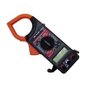 DC/AC Clamp On Digital Multimeter Meter Volt Tester