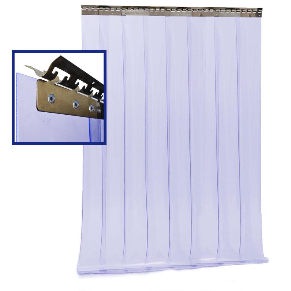 rideau lani res pvc complet froid n gatif 1200 x 2000 mm ted outillage frigoriste et. Black Bedroom Furniture Sets. Home Design Ideas